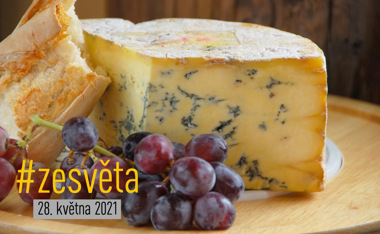 #zesvěta:  Když vás sýr dostane za mříže