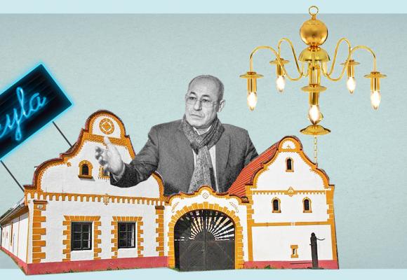 Ázerbájdžánci u českého moře: Velké plány pana Asgarova