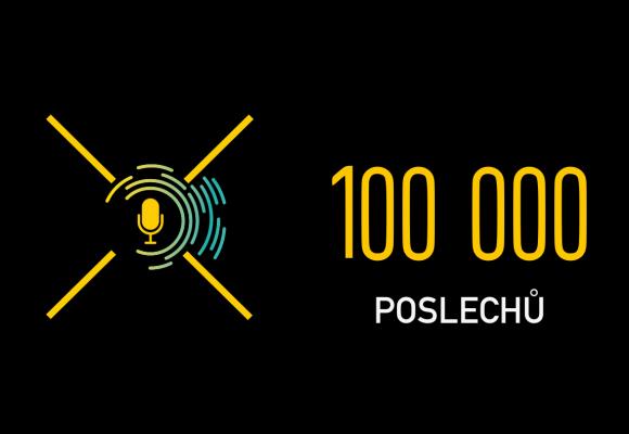 Podcast ODPOSLECH slaví 100 000 poslechů