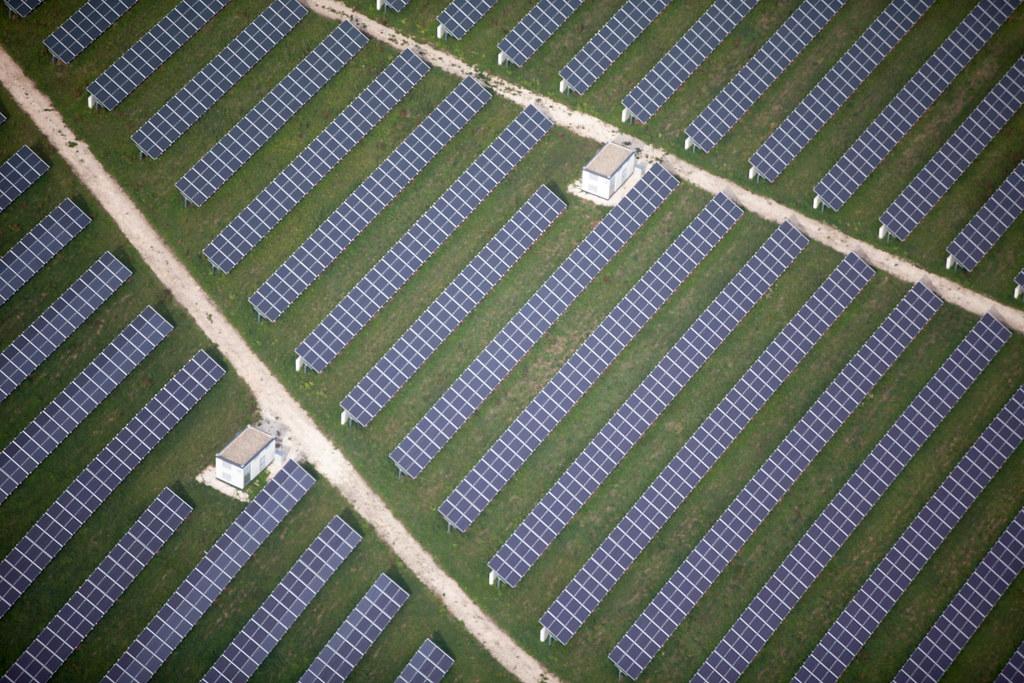 Největší solární hráči