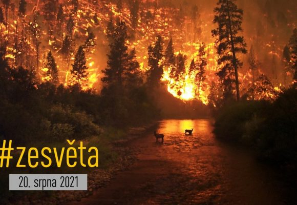 #zesvěta: Kdo má prospěch z italských požárů? Jako vždy – mafie