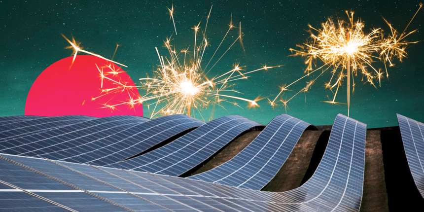 Rozlet a pád slunečních podnikatelů